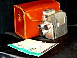 8MM Movie Camera USA AA19-1520 Vintage image 1