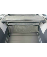 underseat bag with cushion  for 14 ft to 16 ft inflatable boat dinghy - $49.99