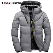 Men down coat piumino uomo inverno 3 color doudoune Jacket Men Hooded Wi... - $84.63