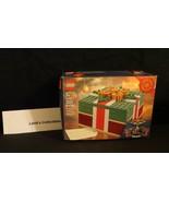 Lego Christmas present set 40292 Limited Edition 301 pieces building bri... - $35.56