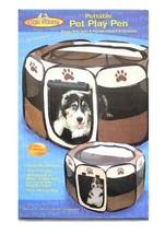 Large Portable Puppy Pet Dog Soft Tent Playpens... - $65.96