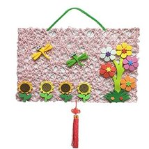 DIY Nursery Decoration Hand Made Cloth Product (Dragonfly and Flower) image 1