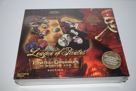 League of Pirates, Pirates of the Caribbean Board Game At World's End Edition - $12.86