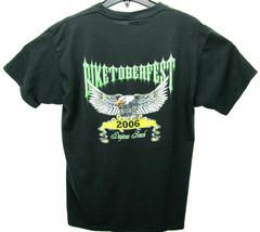 2006 Biketoberfest Daytona Beach Size Large Pocket T Shirt Black Motorcy... - $21.95