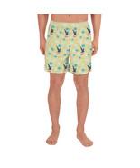 Birds Pattern Men's Athletic Long Shorts - $41.50+
