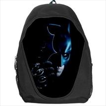 backpack school bag batman bookbag - $39.79