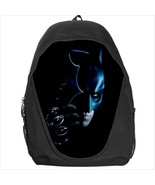 backpack school bag batman bookbag - $39.79