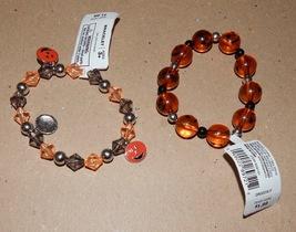 Halloween Bracelets Stretch Over Pumpkins 115V - $3.49