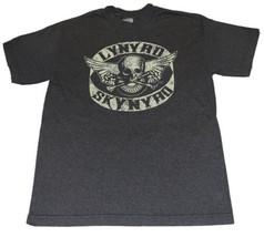 Men's Retro 2004 Lynyrd Skynyrd Gray T-shirt Sz Medium Band Tee Rock N R... - $15.14