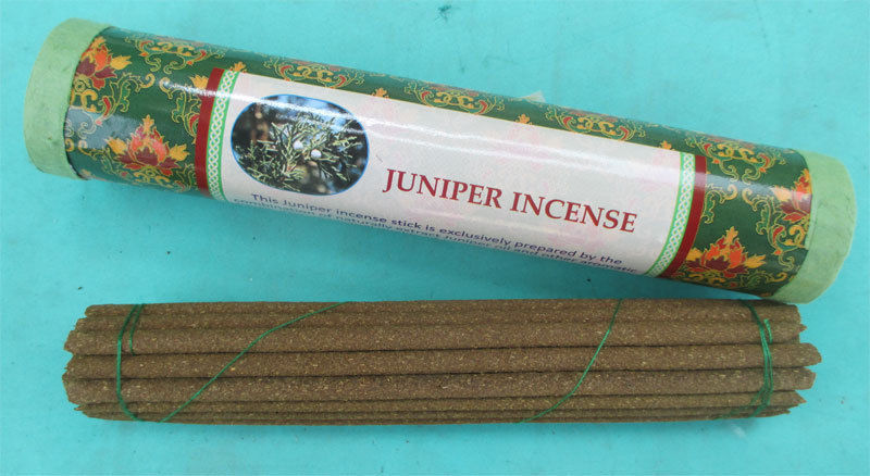 Juniper Natural Herbal Tibetan Incense Stick, Nepal