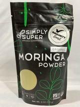 Simply Super Immunity Boost Organic Superfoods - Moringa Powder - 6oz - $12.86