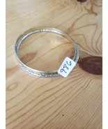 986 SILVER & GOLD BANGLES (new) - $8.23