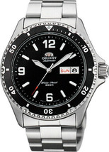 Orient FAA02001B9 AA02001B Black Dial 200M Diver Style - $150.00