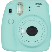Fujifilm 16550643 instax mini 9 Instant Camera (Ice Blue) - $82.22