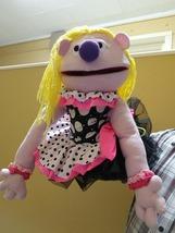 """Professional """"Girl w/Dot Dress"""" Muppet Style Ventriloquist Puppet * Cust... - $40.00"""