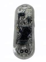 SkullCandy Ink'd In-Ear Headphones, Black - $10.88