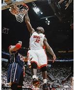SHAQUILLE O'NEAL 8X10 PHOTO MIAMI HEAT BASKETBALL NBA SHAQ DUNK - $3.95