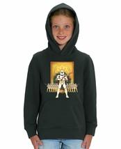 Star Wars Trooper Candy Cane Children's Black Unisex Hoodie - $28.83