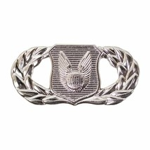 Mid Size Genuine U.S. Air Force (Usaf) Breast Badge: Operations Support - $14.83