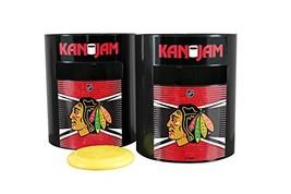 Kan Jam NHL Chicago Blackhawks Disc Gamechicago Blackhawks Disc Game, Te... - $65.79