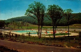 VINTAGE POSTCARD-HARRIMAN STATE PARK-ANTHONY WAYNE RECREATION AREA, NY BK23 - $2.94