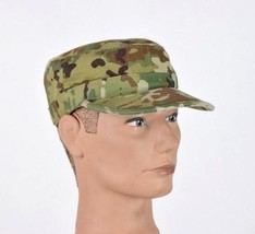 OCP PATROL CAP Woodland Camo Print Military Army Hat Size Adult Medium 7... - $14.84