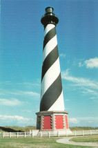 Beautiful Cape Hatteras Lighthouse Outer Banks North Carolina Unposted P... - $14.50