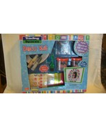 Trading Spaces Deco Kit from TLC includes small picture frame to decorate - $14.85