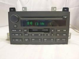 03 04 05 Lincoln Town Car ALPINE Radio Cd Cassette 3W1T-18C868-CH RQV40 - $133.65