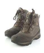Merrell Dark Earth Opti Warm 200 Snow Winter Boots Waterproof Womens 6 - $54.37