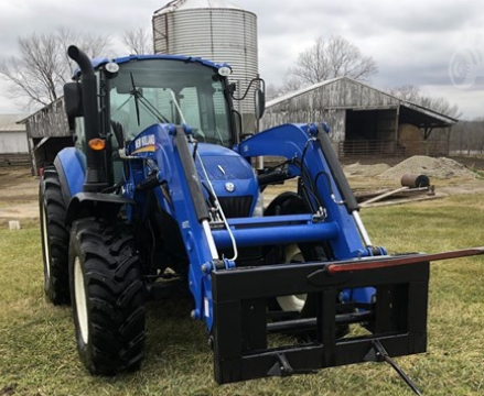 2016 NEW HOLLAND T4.110 For Sale In Crooksville, Ohio 43731