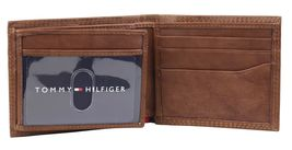 Tommy Hilfiger Men's Leather Credit Card Id Traveler Rfid Wallet 31TL240004 image 15