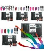 Inagla® Nail Gel UV Paint Gellak 6pieces/Set Neon UV LED Gel Nail Polish... - $11.12