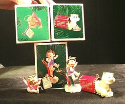 Hallmark Handcrafted Ornaments AA-191777 Collectible (3 Pieces ) image 2