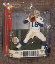2007 McFarlane Toys NFL Indianapolis Colts Peyton Manning Figure New In ... - $24.99