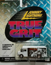 Johnny Lightning TRUE GRIT Tribute to America's Heavy Haulers- The Three... - $10.95