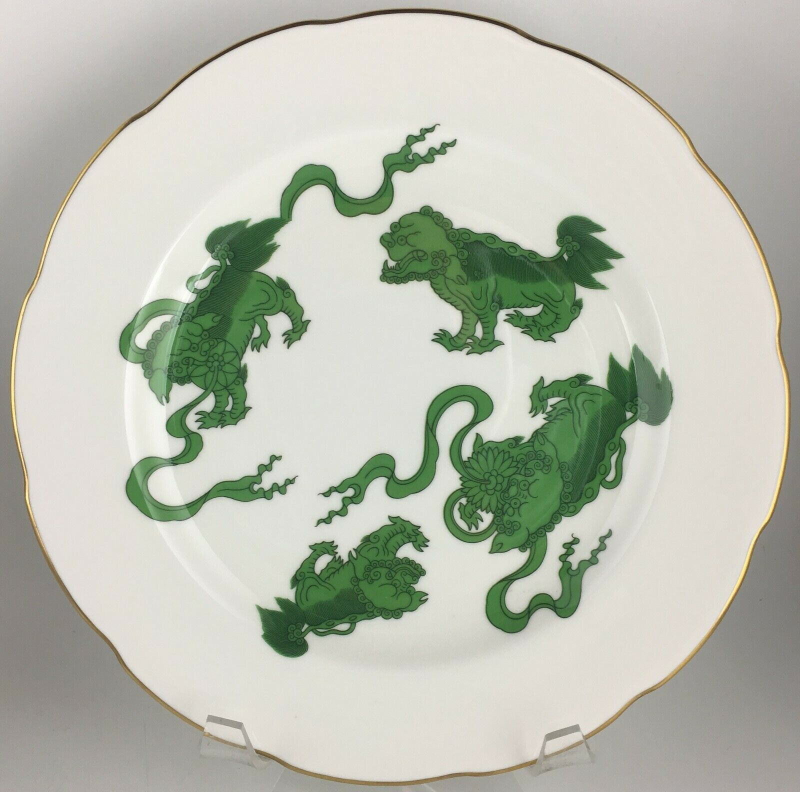 Wedgwood Chinese Tigers Luncheon plate - $85.00