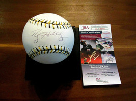 ROY HALLADAY HOF BLUE JAYS PHILLIES SIGNED AUTO 2006 ALL-STAR BASEBALL J... - $593.99