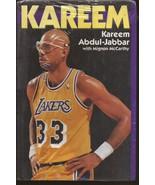 Kareem Abdul Jabbar Hardcover Random House Mignon McCarthy Los Angeles L... - $4.95