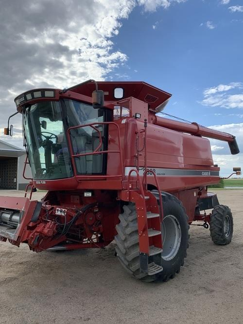 2002 Case IH 2388 Combine with 1020 Head 30 FOR SALE IN Bismarck,, ND 58503