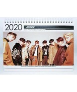 ATEEEZ 2020-2021 Photo Desk Calendar - $14.00