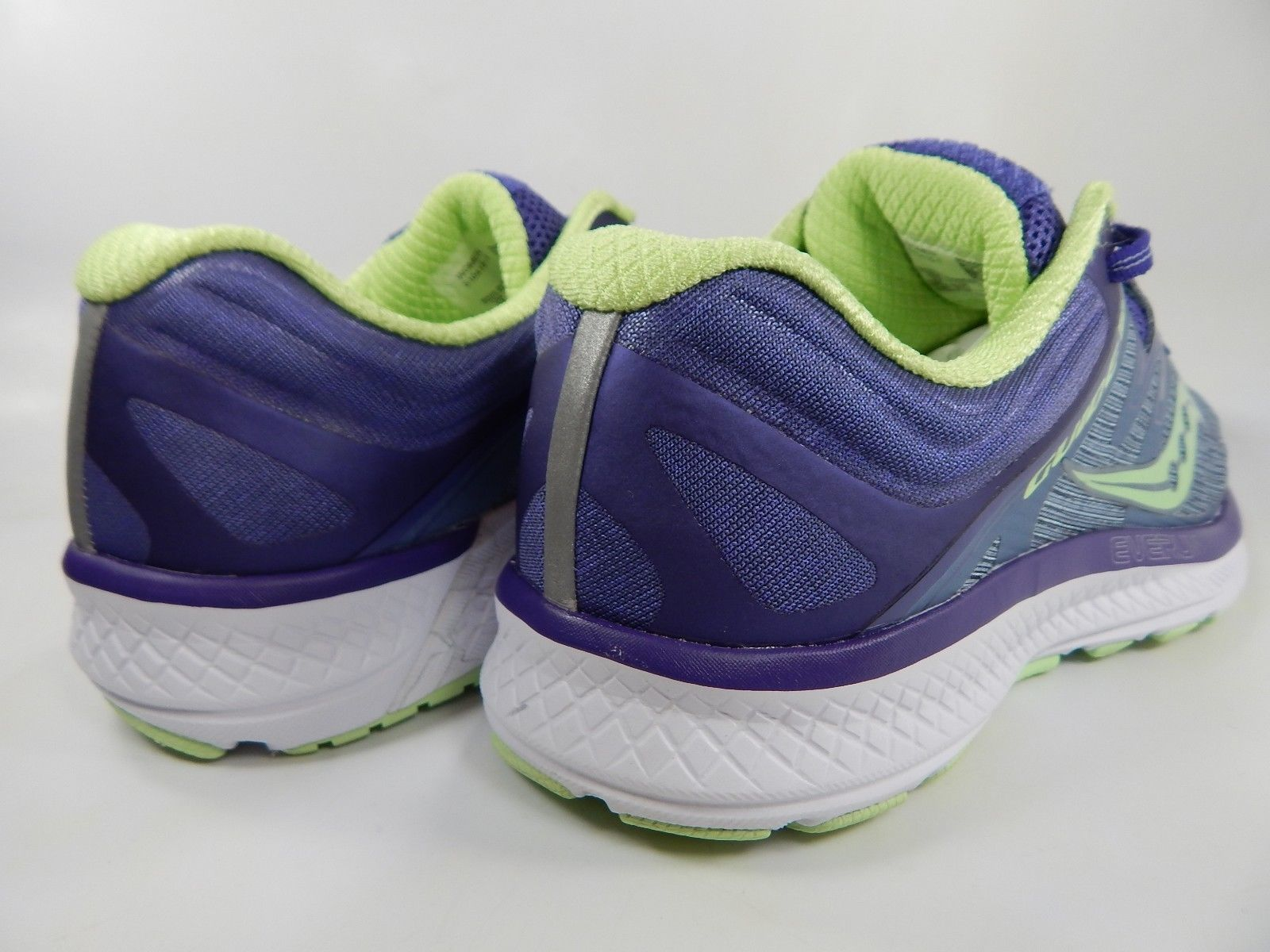 Saucony Guide ISO Size 9.5 M (B) EU: 41 Women's Running Shoes Purple S10415-1