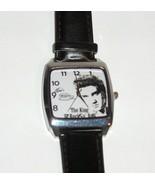 Elvis Presley Watch Black  --  Jack Daniels  Whiskey Tennessee - $19.79