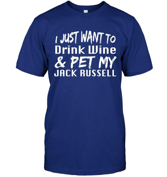 Dog Lovers Gifts Dog Owner Shirt Jack Russell Terrier Gift