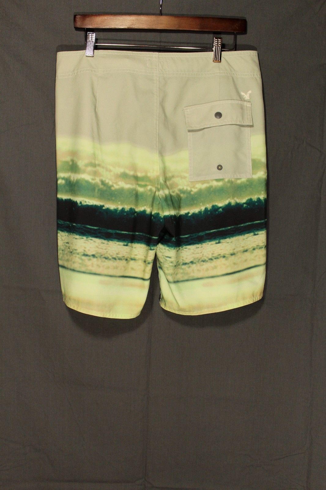 NEW Men's AE Stretch Board Shorts American Eagle Outfitters MED