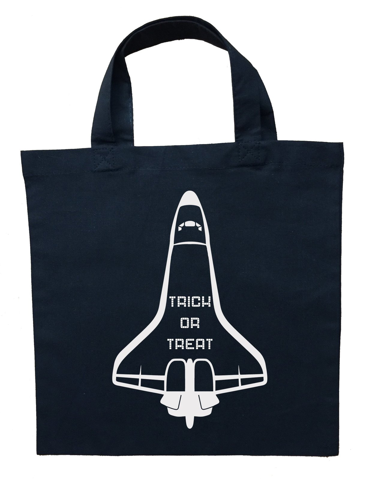 Astronaut Trick or Treat Bag - Personalized Astronaut Halloween Bag