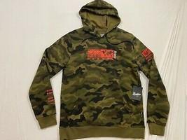 Camo Camouflage Earth Day Save Planet Hooded Sweatshirt Shirt Jacket MEN... - $21.73