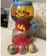 Fisher Price Roll-A-Rounds Swirlin Surprise Gumballs - 3 Balls Included,... - $44.55