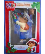 Dora The Explorer Kurt S. Adler Diego Holding Christmas Wreath Ornament - $9.99