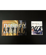 JAMES BOND 50 YEARS of Bond 007 ALL 23 FILMS (includes SKYFALL) $200 NEW... - $159.88